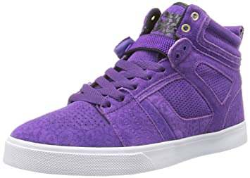 cd7b41edbf13d Osiris Women's Raider Skate Shoe 8 B (M) US Purple/Purple/ Black ...