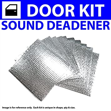 XtremeAmazing 2 Pack Car Sound Deadener Noise Filter Application Wheel Roller Installation Tool