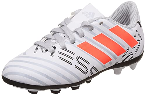 976e9532f2bf Adidas Boy s Nemeziz Messi 17.4 FxG J Ftwwht Sorang Clegre Sports Shoes - 10