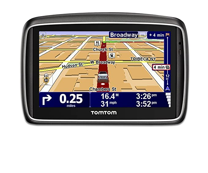 Amazon Com Tomtom Go 740 Live 4 3 Inch Widescreen Portable Live