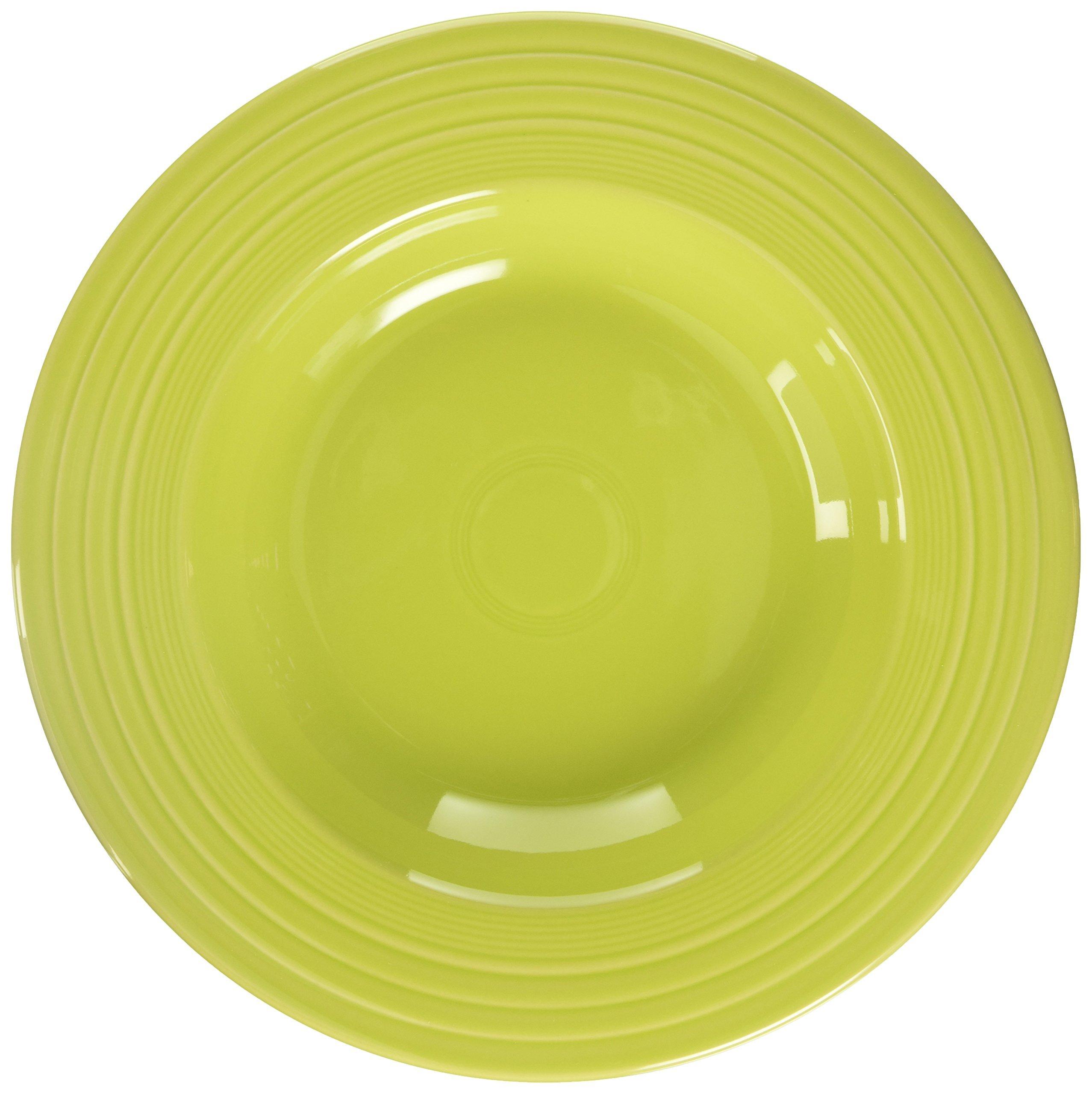 Fiesta 12-Inch Pasta Bowl, Lemongrass