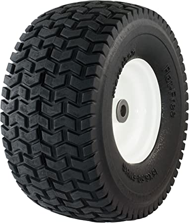15x6.00-6 R//M Turf 4 Ply Craftsman Lawn Mower Garden Tractor Tire FREE Shipping