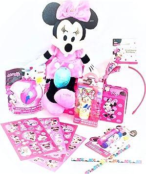 Amazon.com: Cestas de Pascua DIY para niñas Minnie MoUSE ...