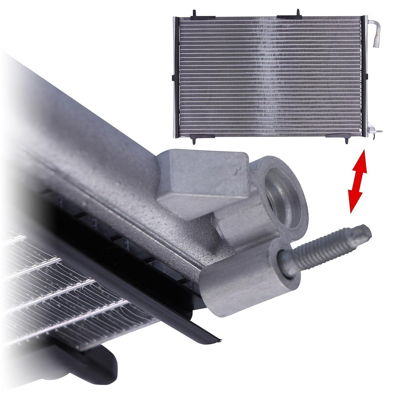 Valeo 818001 Condenseur climatisation