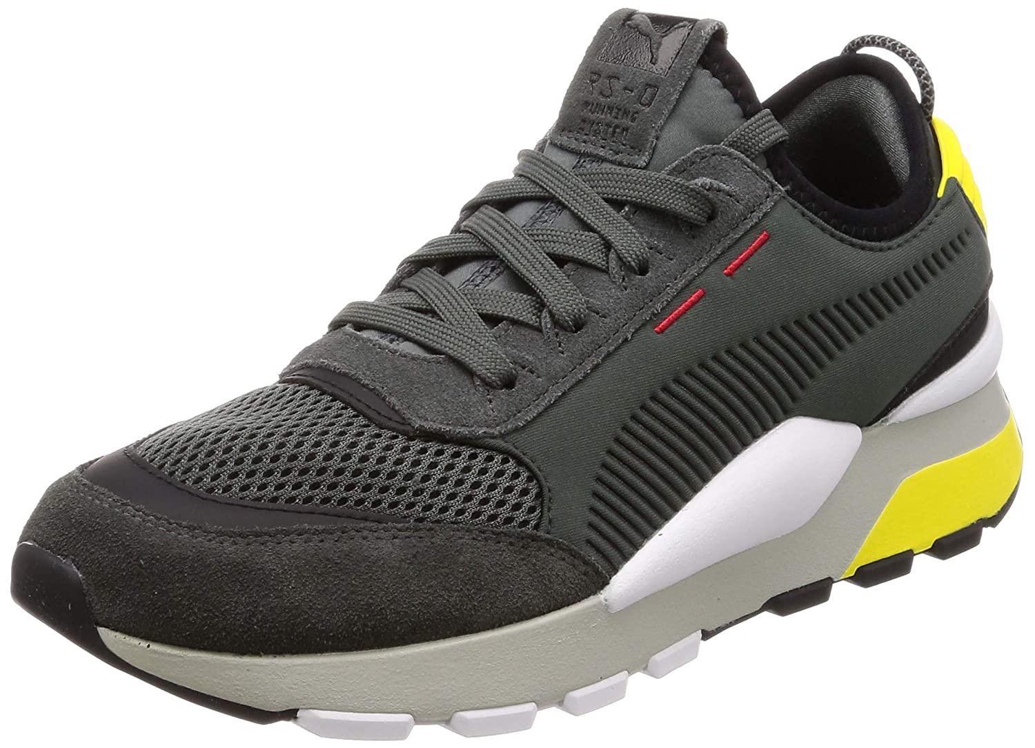 c655096bb91c Puma Unisex Adults  Rs-0 Winter Inj Toys Low-Top Sneakers  Amazon.co.uk   Shoes   Bags