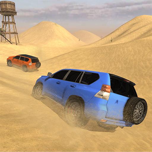 luxury-lx-prado-desert-driving