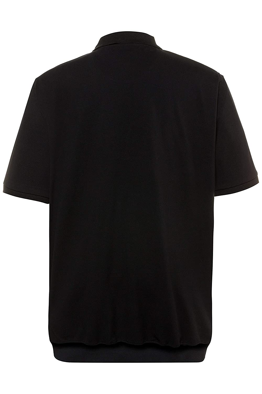 T-Shirt JP1880-Brustdruck 712617 Poloshir JP 1880 Herren gro/ße Gr/ö/ßen bis 8XL Bauchshirt Piqu/é