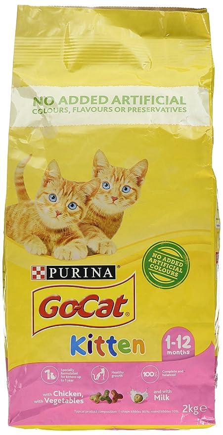 Go-Cat para gatos seco comida de gato