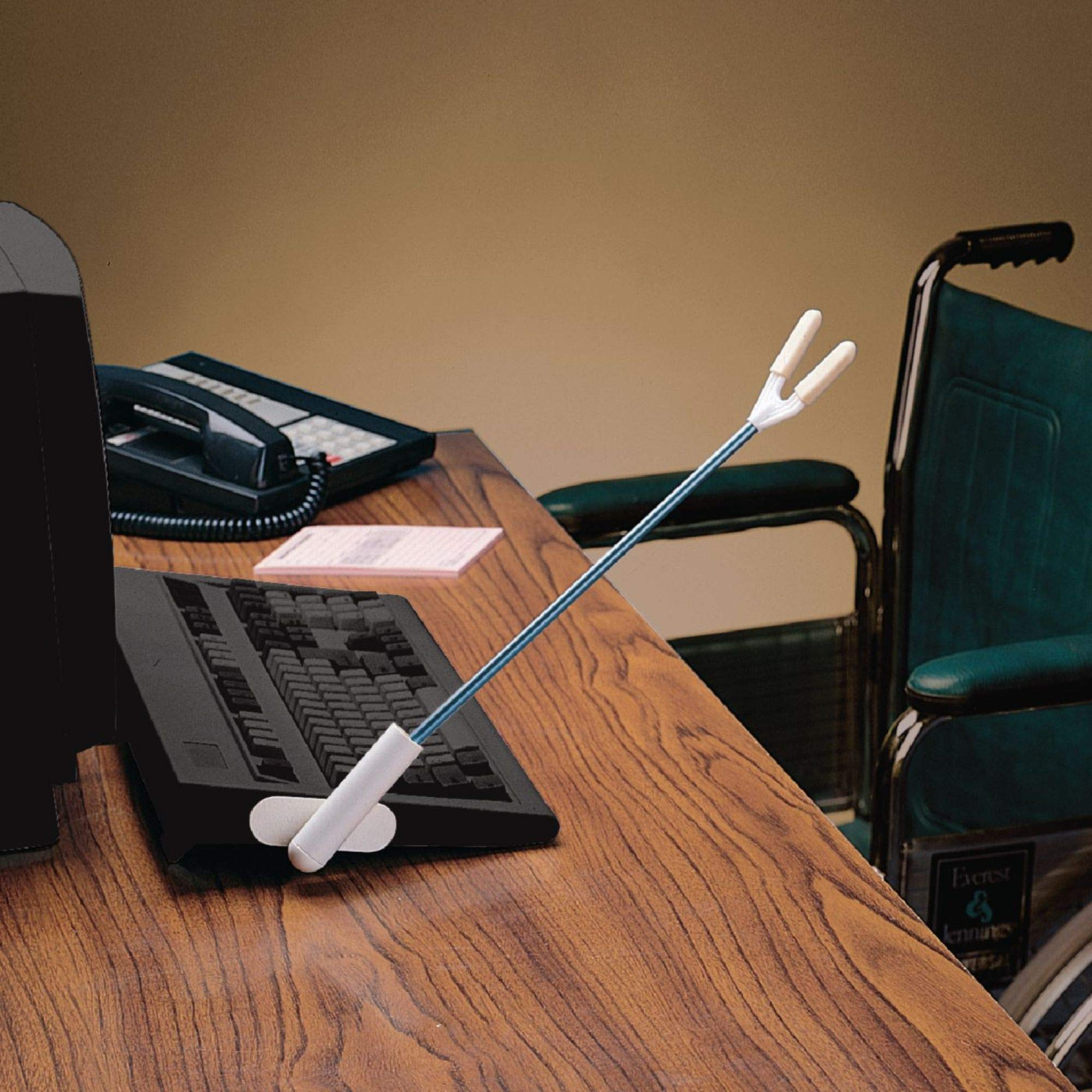 Swivel Mouth Stick Docking Station by Mouthstick