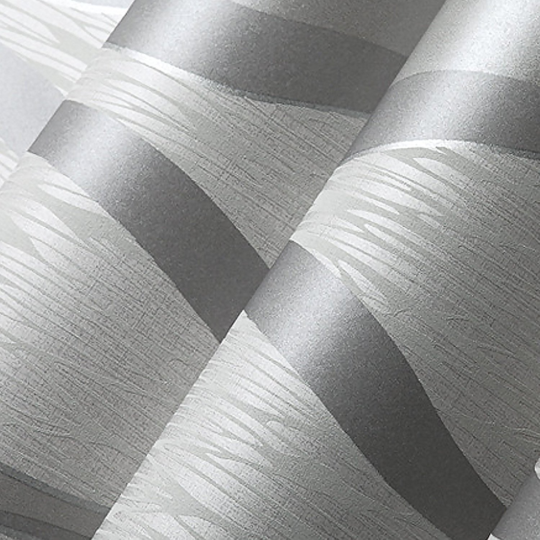 gris Fotomural 3D longitud: 10/m
