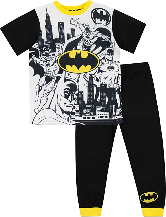 Batman Pigiama per Uomo DC Comics
