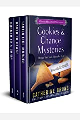 Cookies & Chance Mysteries Boxed Set Vol. I (Books 1-3) Kindle Edition