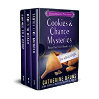 Cookies & Chance Mysteries Boxed Set Vol. I (Books 1-3)