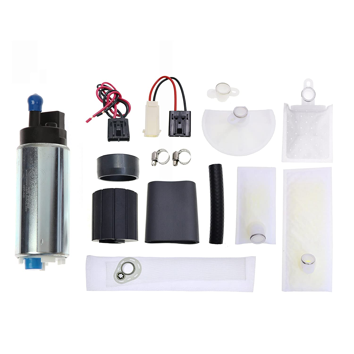 HFP-342 255 LPH Performance Fuel Pump with Installation Kit