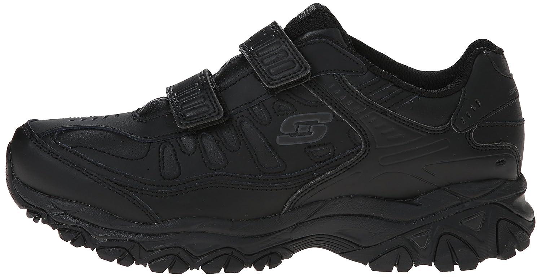 Skechers-Men-039-s-After-Burn-Memory-Fit-Strike-Off-Lace-Up-Sneaker thumbnail 17