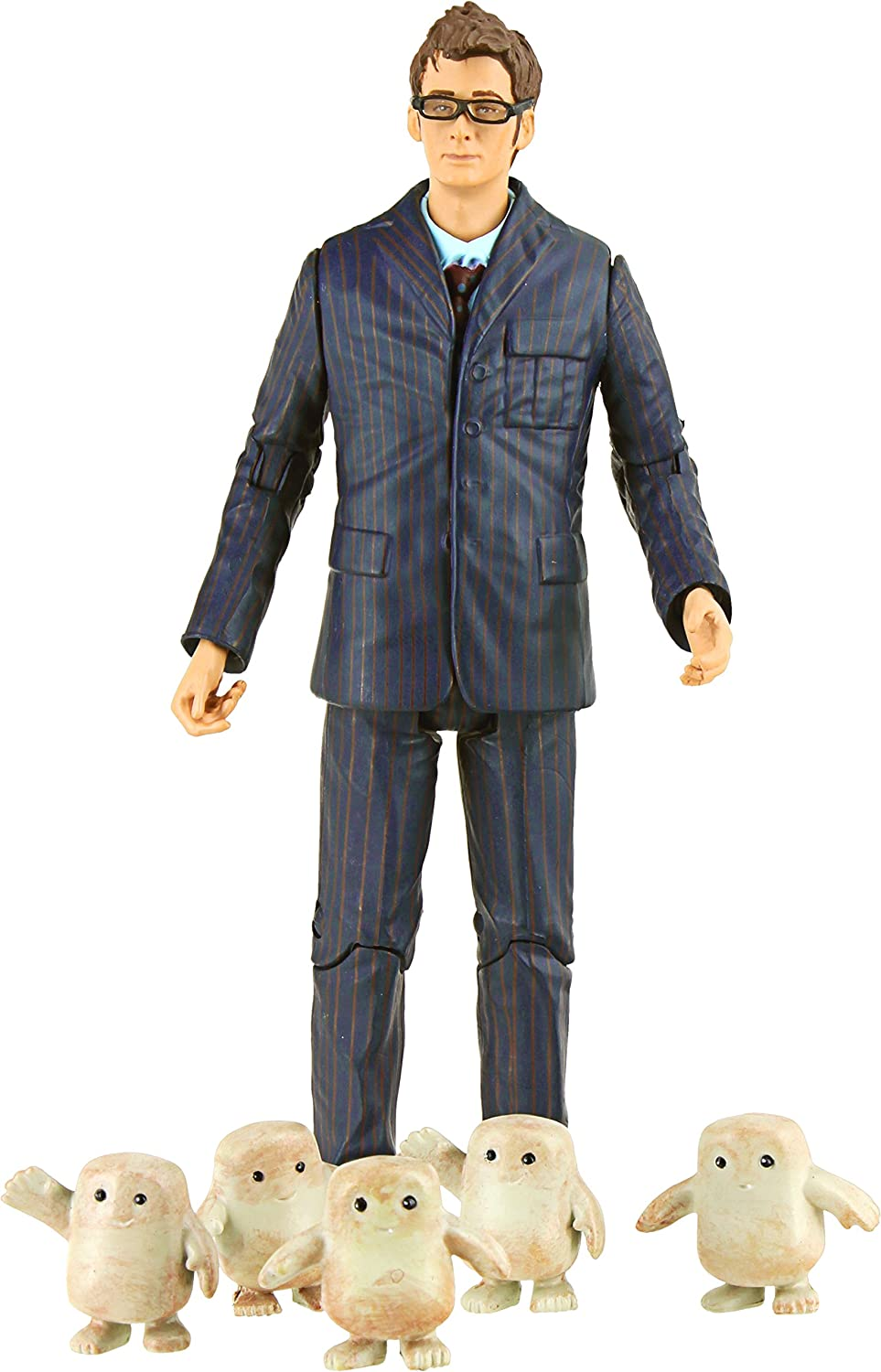 Underground Toys 10th Doctor Who 5 Action Figure with Sonic Screw ...