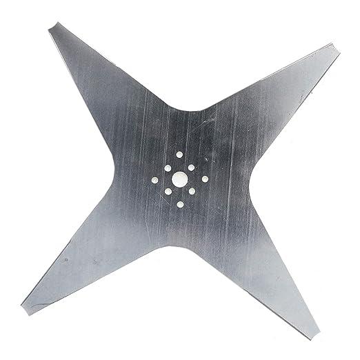 Ambrogio Robot Hoja de corte plana 24.2 cm de Estrella 4 puntas ...