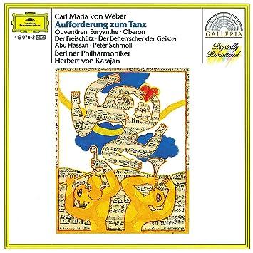 Carl Maria von Weber Herbert von Karajan Berlin Philharmonic
