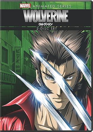 Wolverine (Marvel Animated Series)
