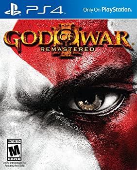 God of War 3 Remastered for PS4