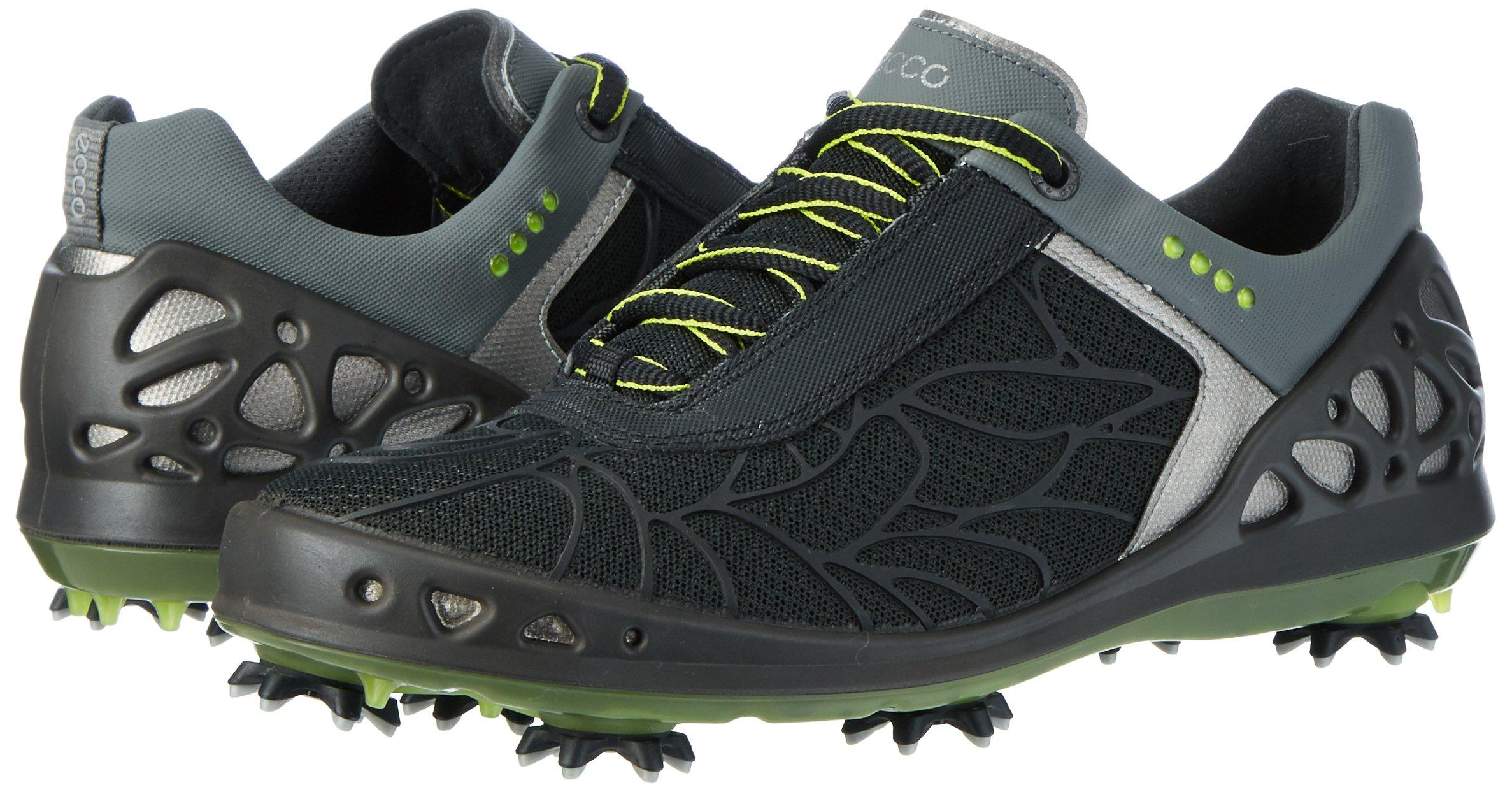 ECCO Women's Cage Evo Golf Shoe, Black, 41 EU/10-10.5 M US by ECCO (Image #5)