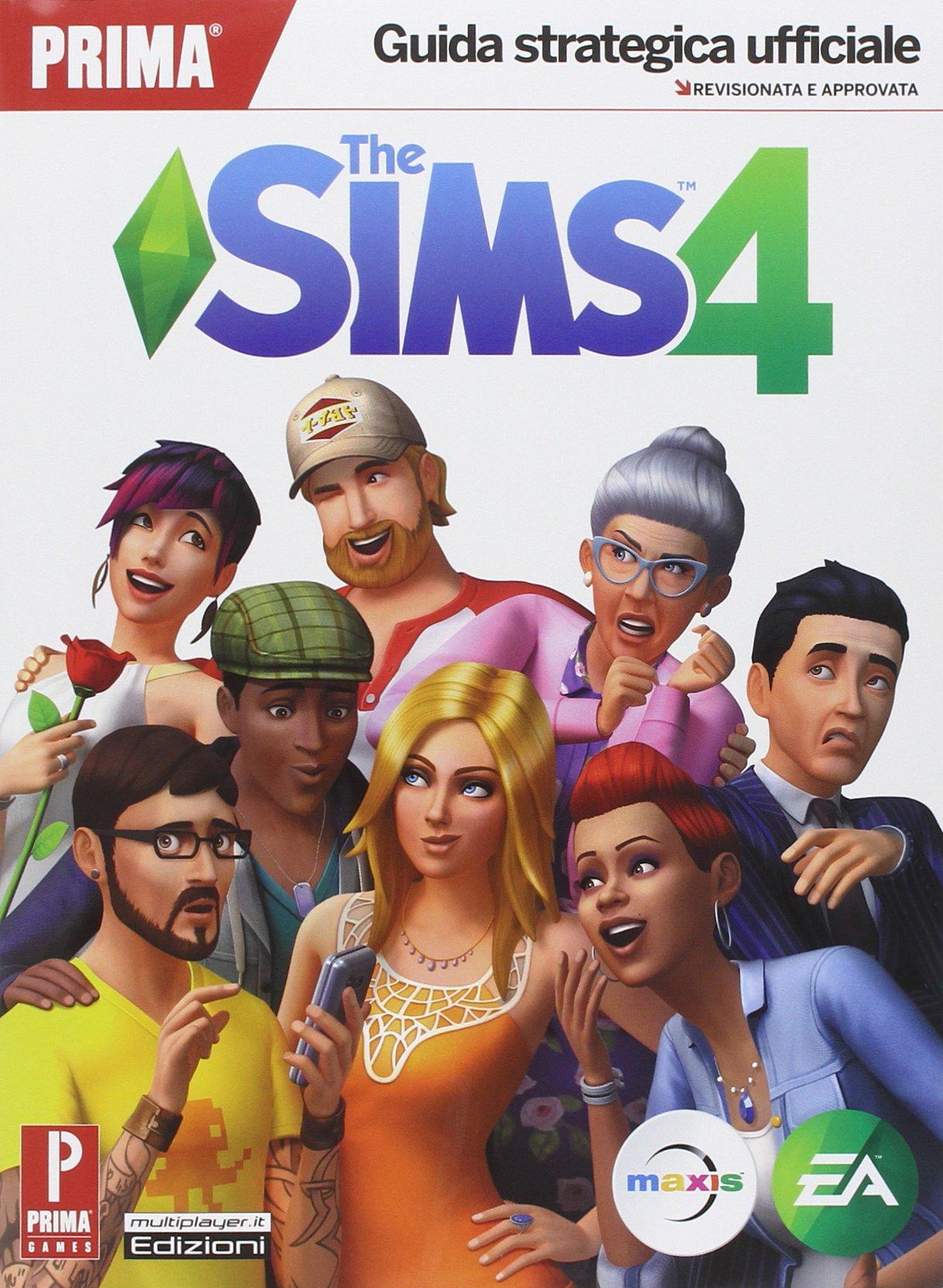 The Sims 4. Guida strategica ufficiale Copertina flessibile – 12 set 2014 Prima Games Multiplayer Edizioni 8866311405 9788866311409