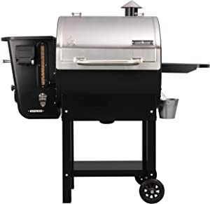 Camp Chef 24 in. WiFi Woodwind Pellet Grill & Smoker - WiFi & Bluetooth Connectivity