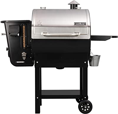 Camp Chef Woodwind Pellet Grill & Smoker - WIFI & Bluetooth Connectivity