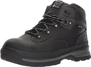 4f237996449 Amazon.com: Timberland PRO Men's Euro Hiker Industrial Boot, Brown ...