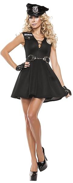 Amazon.com: Starline de la mujer Moda Disfraz policía sexy 2 ...