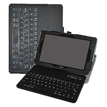 Amazon.com: Verizon Ellipsis 10 Bluetooth teclado Funda ...