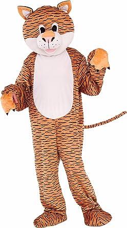 Forum Novelties Disfraz de león para niños, Talla Tiger, Tiger, Medium