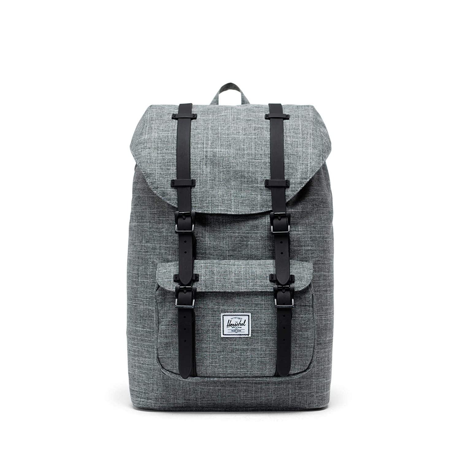 "Herschel Little America Backpack Mid-Volume 17L with 13"" laptop sleeve"