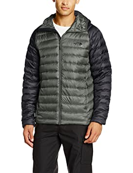 The North Face M Trevail Hoodie Chaqueta con Capucha 323105eda87b