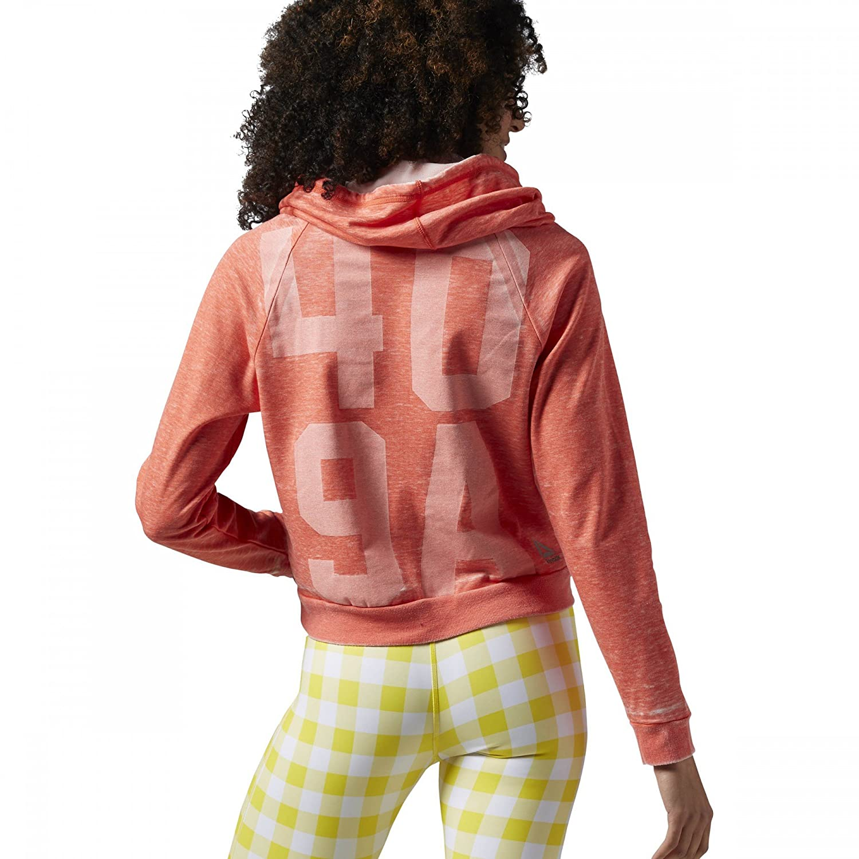 Reebook und Cowl Cover Up Damen Sweatshirt