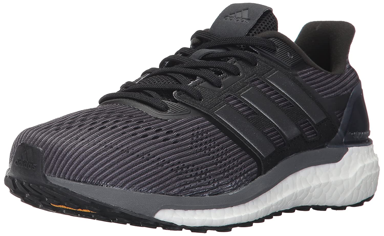 adidas Women's Supernova W Running Shoe B01N5G0MP6 6 B(M) US|Grey Five/Night Metallic/Black