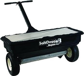 SALTDOGG 44-Inch Push Drop Spreader