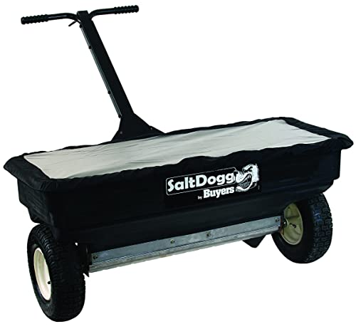SaltDogg WB400 Walk Behind Drop Salt Spreader