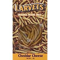 Hotlix, Larvets, Cheddar Cheese