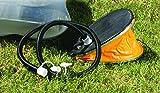 Texsport Deluxe High Volume Bellows Foot Air Pump