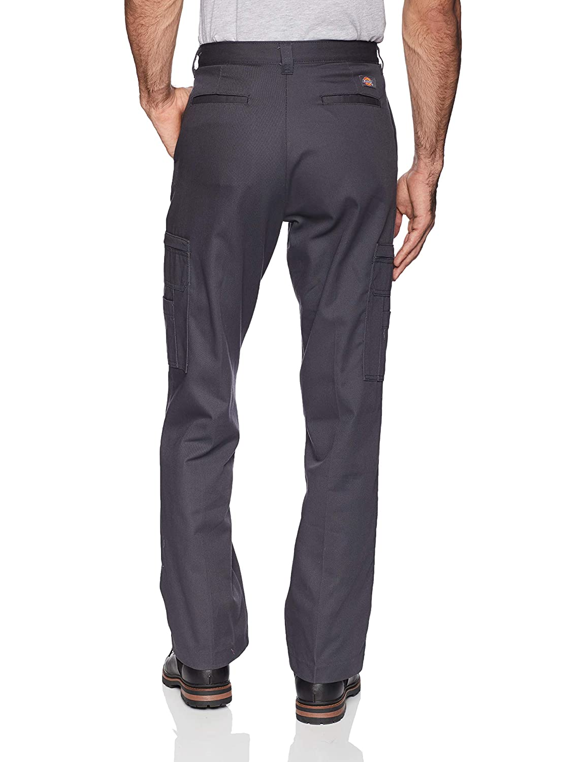 Dickies Mens Industrial Relaxed Fit Cotton Cargo Pants