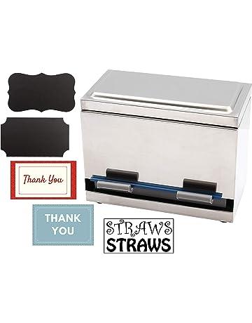 2Fold Supply Stainless Steel Dispenser