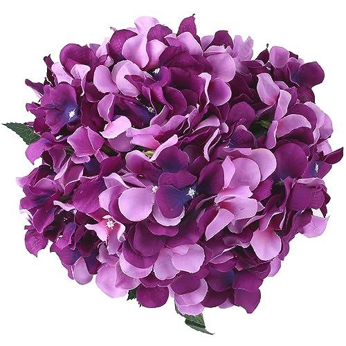 purple bunch flowers amazon com