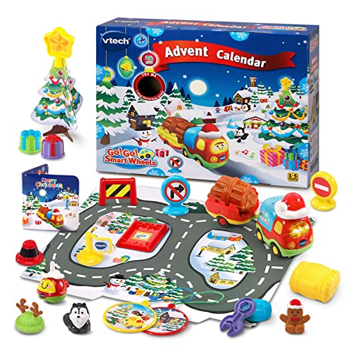 VTech Go! Go! Smart Wheels - Advent Calendar 2016