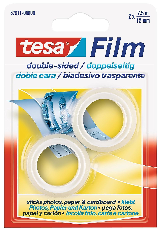 TESA 57911 (Transparente) - Cinta adhesiva (Transparente) 57911 d1f653