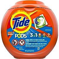 Tide PODS Liquid Laundry Detergent Pacs, Original, 42 count