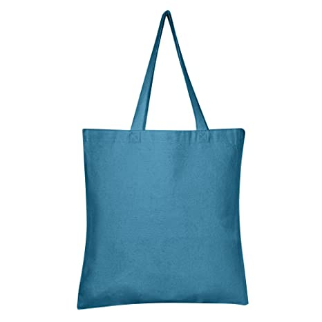 e82dbd9f5abd Image Unavailable. Image not available for. Color  PACK OF 12 Eco-Friendly  100% Heavy Canvas Reusable Tote ...