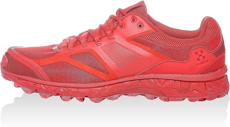 Haglöfs gram XC – Zapatillas de Running de la Hombres, Hombre, Danger, 11,5: Amazon.es: Zapatos y complementos