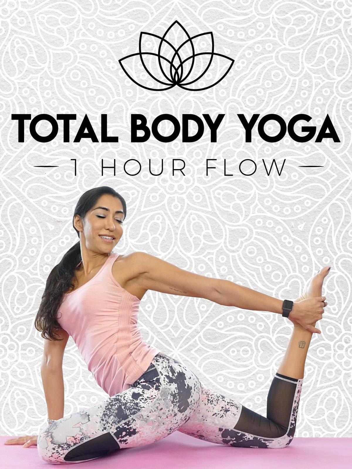 Amazon.com: Watch Total Body Yoga - 1 Hour Flow | Prime Video