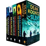 Jane Hawk Thriller Series 5 Books Collection Set by Dean Koontz (Silent Corner, Whispering Room, Crooked Staircase, Forbidden